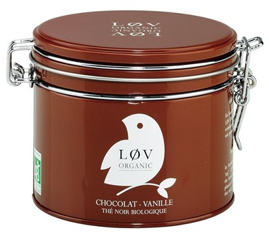 Löv organic-choklad vanilj