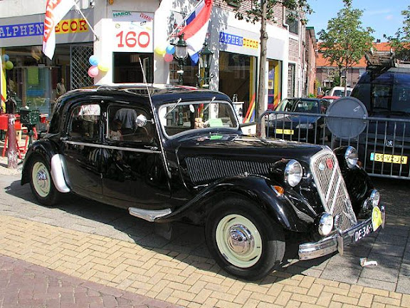 Oldtimertag Alphen