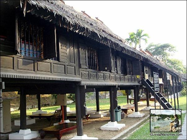 Minangkabau House at Negeri Sembilan (7)