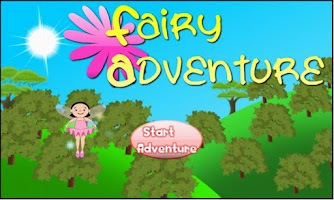 Screenshot of Kids Fairy Adventure Lite
