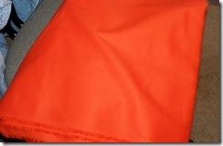 Tangerine-woven herringbone-GF2012
