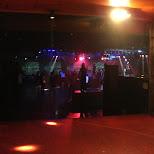 dancefloor at club complex code in Shinjuku, Tokyo, Japan
