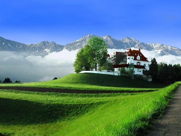 طبيعة ساحرة في النمسا