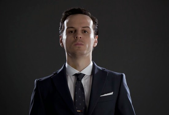 BBC Sherlock Andrew Scott is Jim Moriarty