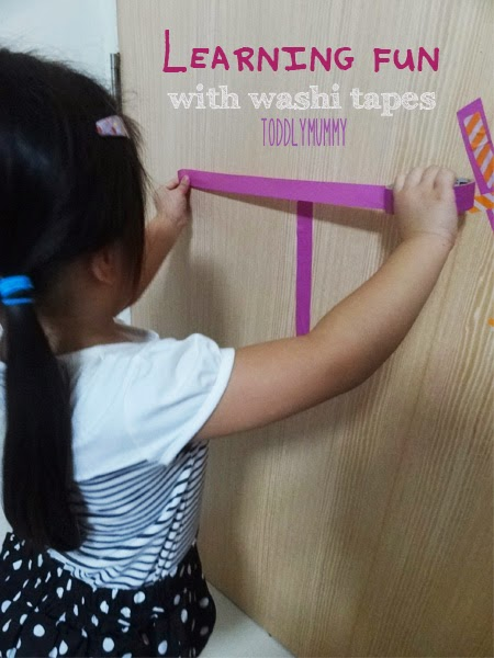 Washi learning 1