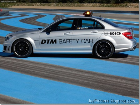 Mercedes-Benz C63 AMG DTM Safety Car 5
