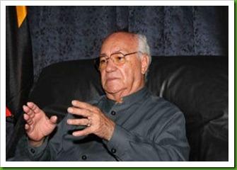 paulo texeira jorge membro do Bureau Político do MPLA