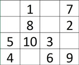 Magic Square-8