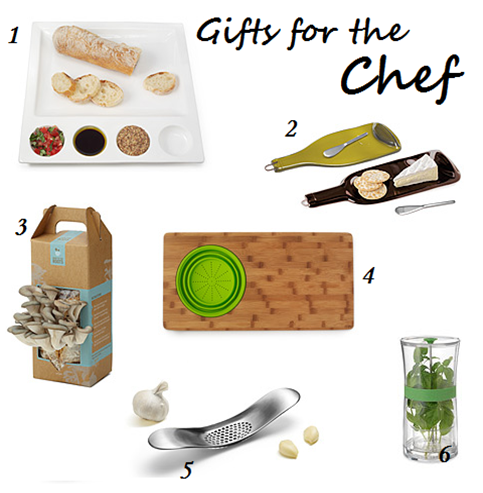gifts for chef