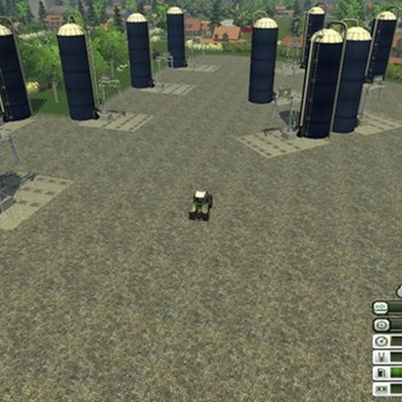 Farming simulator 2013 - Multi Grenzlandmapxxl v 4.0