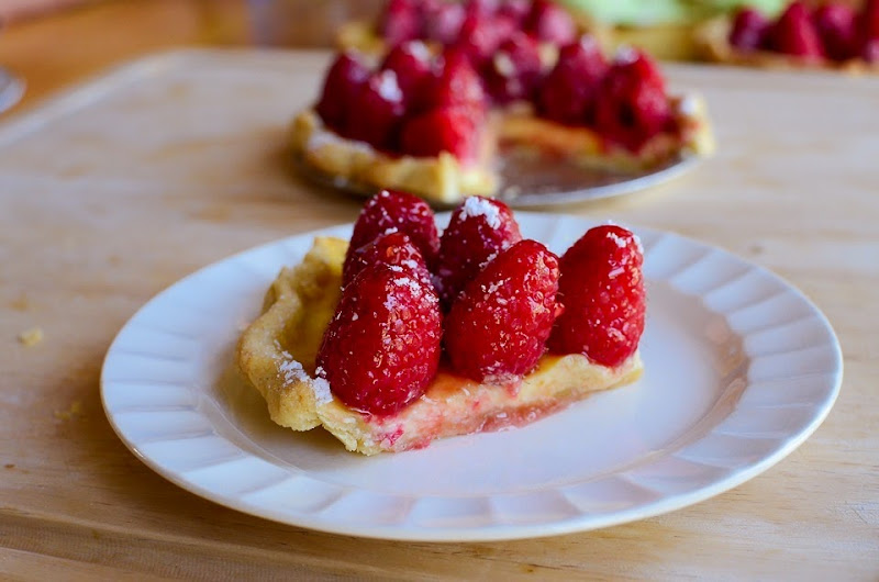 raspberry tarts-14674