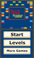 Screenshot of Brick Breaker Free