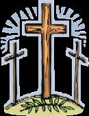 símbolos da páscoa - cruz