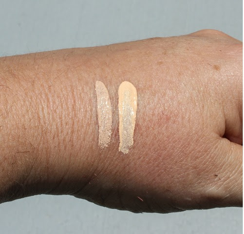 It Cosmetics Eye Lift in a Tube swatch light medium