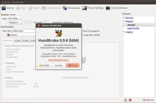 install-handbrake-ubuntu