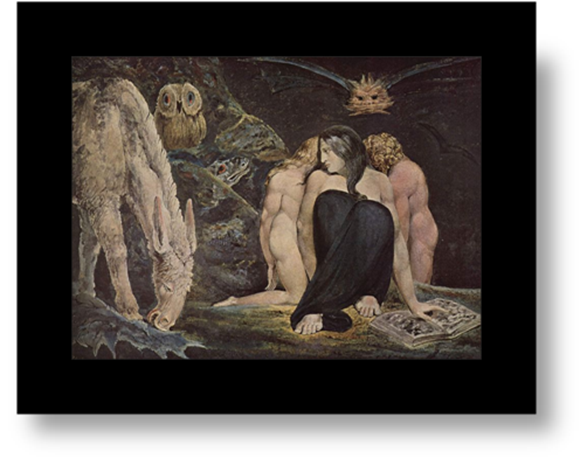 Hecate, de William Blake