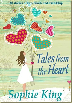 Tales from the Heart by Sophie King cover