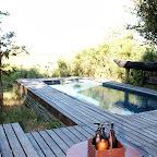 Xudum Lodge, Pool © Foto: Ulrike Pârvu | Outback Africa Erlebnisreisen