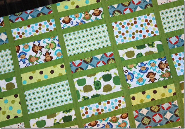 Simple Boy Quilt
