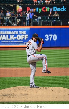 'Madison Bumgarner' photo (c) 2013, slgckgc - license: https://creativecommons.org/licenses/by/2.0/