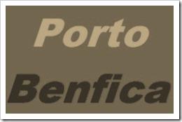 Jogo Porto - Benfica. Mai.2013