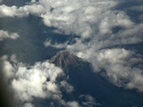 Gunung Ebulobo seen from a Dili-Denpasar flight (Dan Quinn, January 2014)