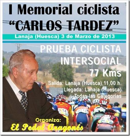 I Memorial Carlos Tardez