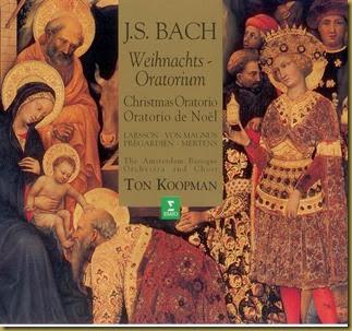 Bach Oratorio Navidad Koopman