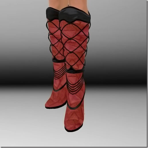 KPD A La Luxury Boots-Patched6