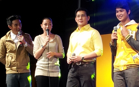 Jodi Sta. Maria and Richard Yap were the most applauded celebrity ...