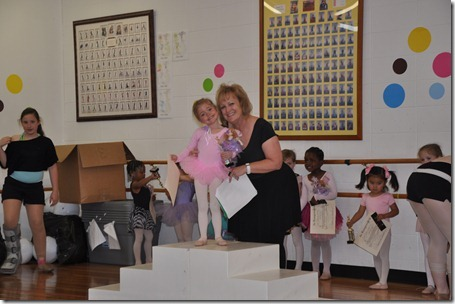 ballet cookies and class party 051313 (15)