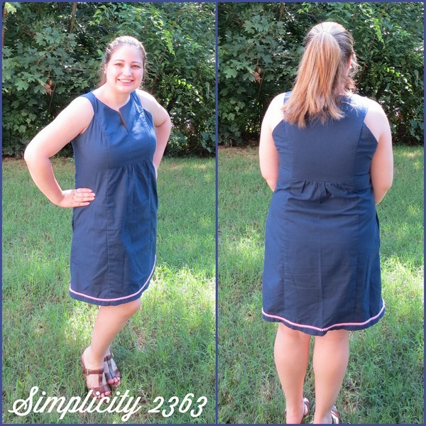 Simplicity-2363-Dress-Pattern-Review