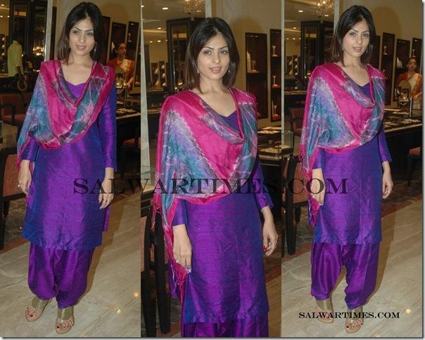 Anjana_Sukhani_Cotton_Salwar_Kameez