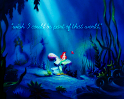 Why Ariel is my Inspirational Princess