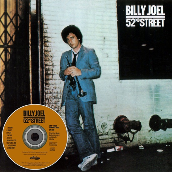 Primer CD Billy Joel
