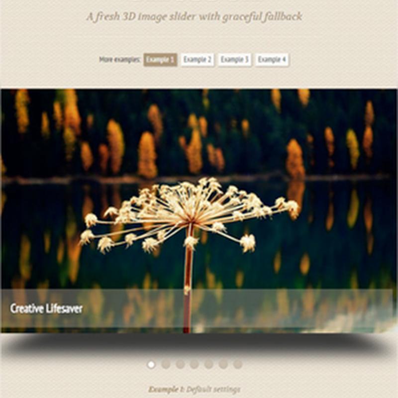 8 plugins para hacer sliders de imágenes responsivos con jQuery