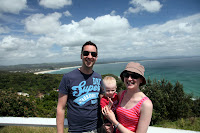 GKO at Byron Bay lookout