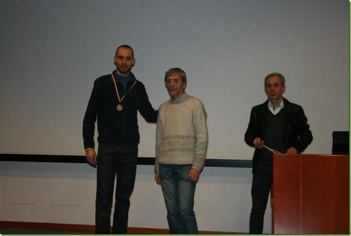 Premiazione Campionato Provinciale 2012 di corsa in montagna - Comerio - 16-02-2013