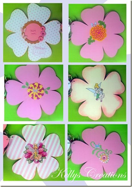 Λουλούδι Tinkerbell2- Εσωτερικό