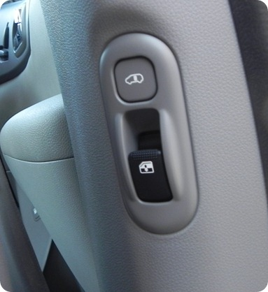 Kia Grand Carnival Door Button