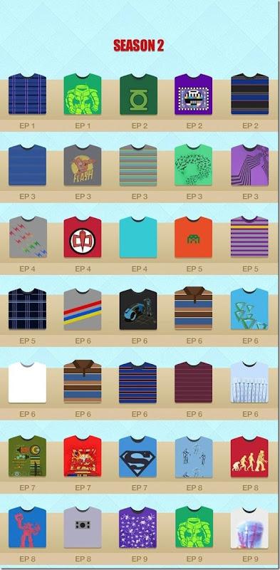 Camisetas de Sheldon Cooper (3)