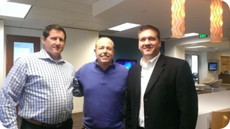IAMCP - Kevin Turner at the IAMCP Puget Sound Meeting - June 2013 with Christian Buckley and Jeff Shuey