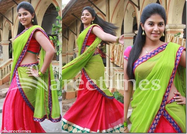 Anjali_Pink_Blue_Half_Saree