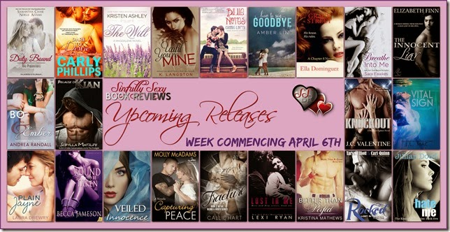 upcoming releases april 6