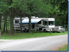 5119 Laurel Creek Conservation Area  - our motorhome