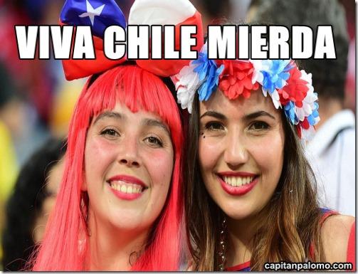 VIVA CHLE r