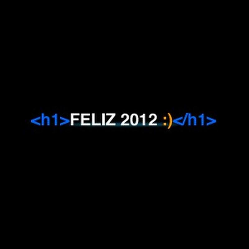 Feliz 2012 de parte de Vida MRR
