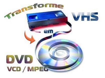1299613877_87380848_1-Fotos-de--VHS-C-para-DVD-em-Campinas-e-Regiao