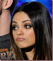 110617 - Mila Kunis MTV Movie Awards