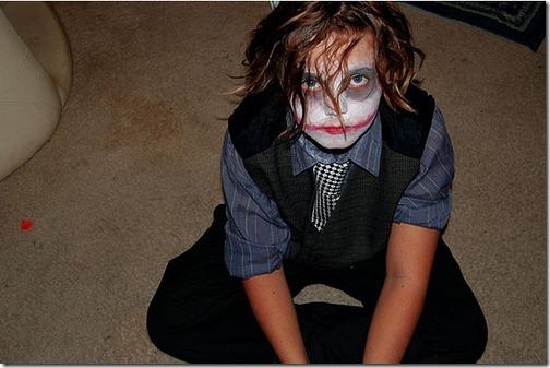 disfraz casero de joker (8)